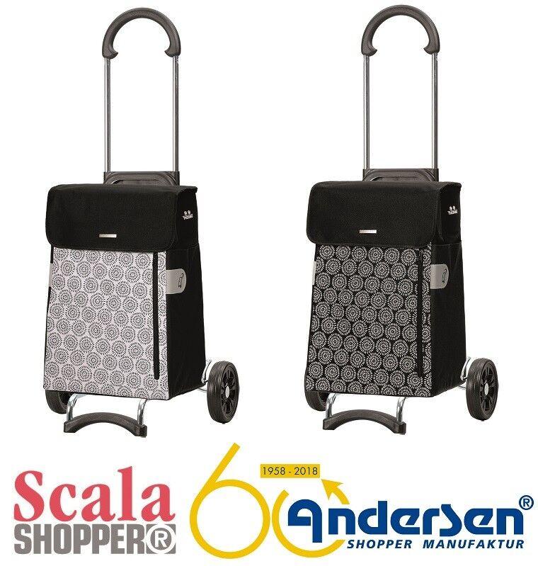 Andersen cabas Scala cabas Andersen Muna Caddie Achats Trolley 4e4f73