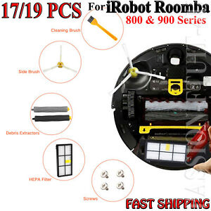 17 19p Replacement Parts For Irobot Roomba 800 Amp 900 Serie