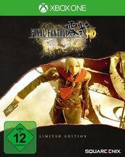 Xbox One Spiel Final Fantasy Type-0 HD limited Steelbook Edition NEU
