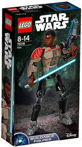 LEGO Star Wars Finn Buildable Figure 75116 LEGO