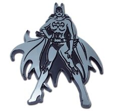 Batgirl Figure Batman Chrome Auto Emblem