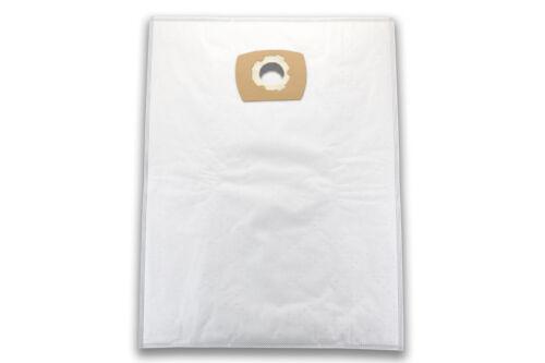 Vlies Staubsaugerbeutel Filtertüten geeignet für Parkside PNTS 1500 B2 B3