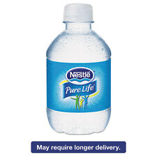 Nestle Waters Pure Life Purified Water 8 oz Bottle 48/Carton 12256656