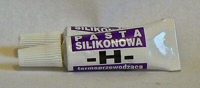 Heat conductive SILICONE paste- Thermo-conductive grease 7g tube