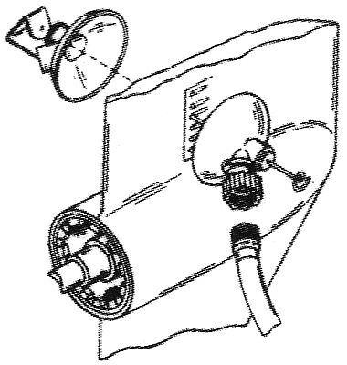 Genuine Mercury 20hp /& Up 2-Stroke Outboard Muffs Flushing Attachment 44357Q2