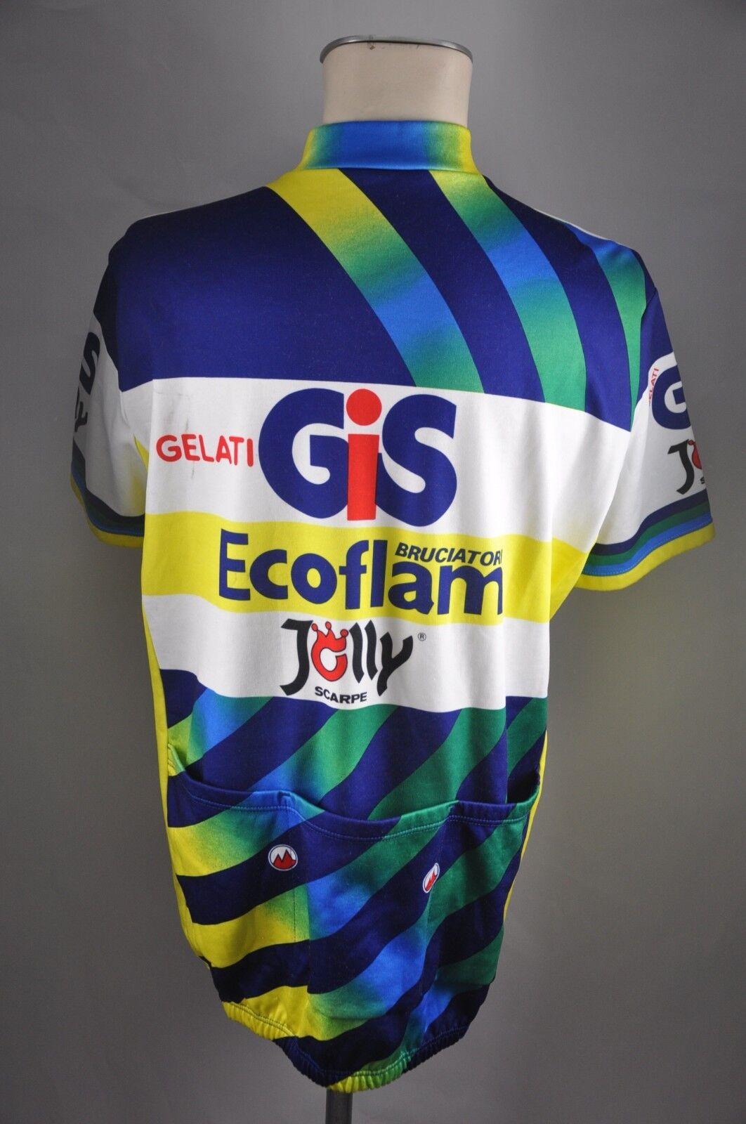 Gelati BW GIS Marilena Team jersey bike Gr 7 BW Gelati 57cm cycling Trikot KE7 a979cd