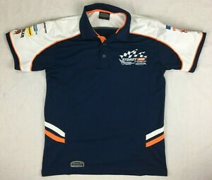 V8-Supercars-2014-Sydney-500-Polo-Shirt-Mens-Size-S