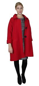 Red-Lined-Boiled-Wool-Coat-with-Coconut-Buttons
