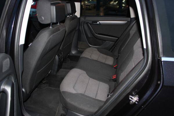 VW Passat 2,0 TDi 140 Comfortl. Vari. BMT billede 7