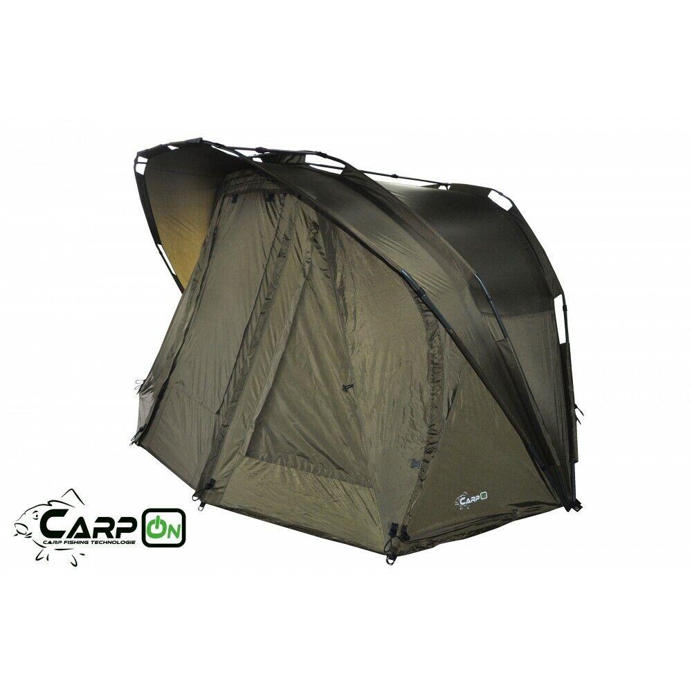Carpon 2 Uomo Bivvy 10000mm Carpa Tenda Tenda Angel