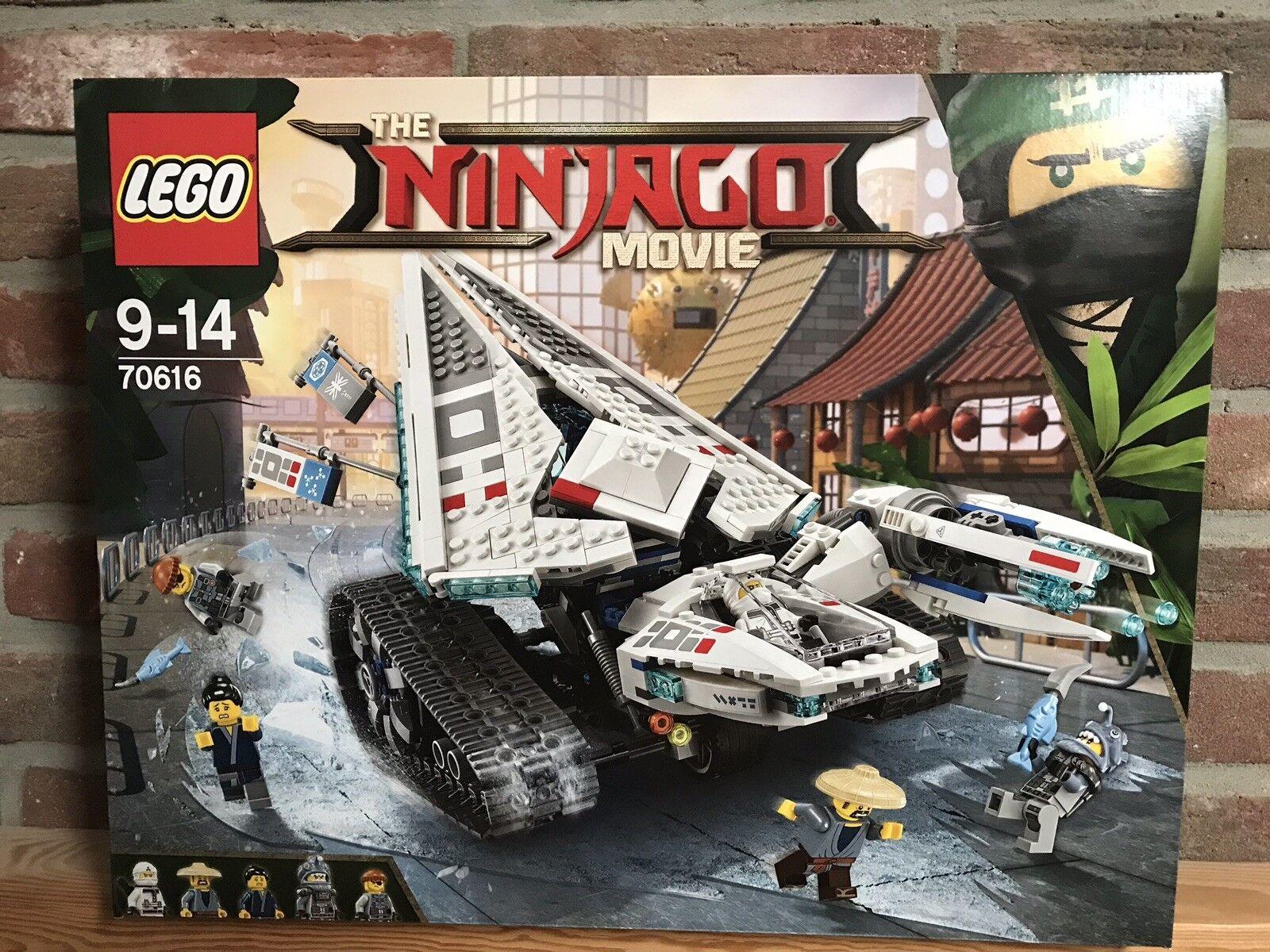 Lego Ninjago Movie 70616 Zane'S GLACE-Chenille NOUVEAU & NEUF dans sa boîte