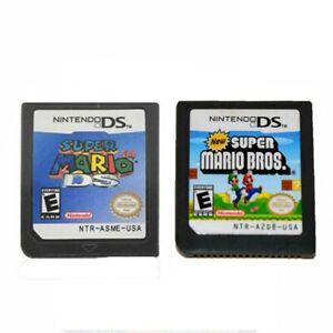 Super Mario+ Bros Game Card For Nintendo 3DS DSI DS XL Xmas Gift