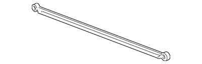 HUMMER H2REAR AXLE TIE ROD  Track Bar 2003-2009 NEW OEM GM 22863710