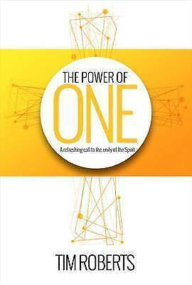 1 of 1 - (Good)-The Power of One: Adventures in Rediscovering the Unity of the Spirit (Pa