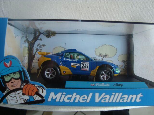 Miniature New 1/43 Michel Brave Vaillant Cairo Bd Criro