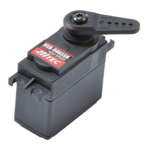 Hitec 39466 hsb-9465sh Brushless digitales de alta velocidad Servo C   Pad