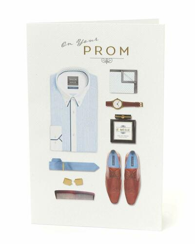 Prom Congratulations Card stylish perfect Card For Him