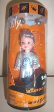 Alien KELLY Halloween Party Costume Mattel Barbie Doll NIB 2000 Collectible Toy