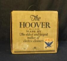 Beautiful salesman sample vintage Hoover vacuum cleaner company N. Canton Ohio