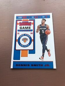 Dennis-Smith-Jr-Red-2019-20-Panini-Contenders-Basketball