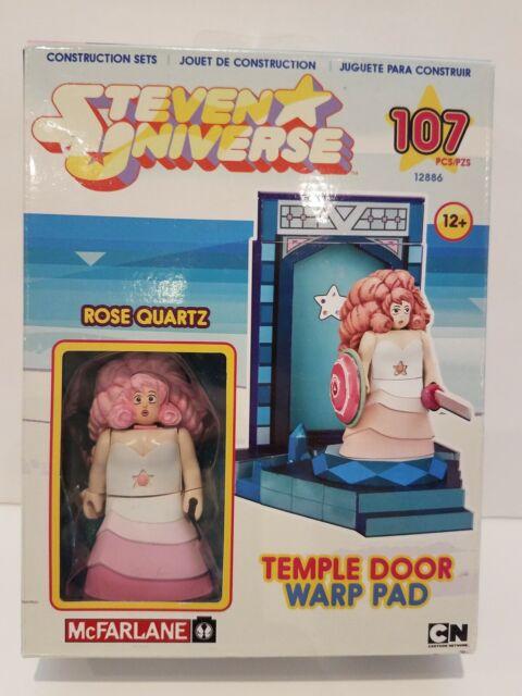 "Steven Universe Temple Door Warp Pad Building Set 107 Pcs Cartoon Network /""NEW/"""