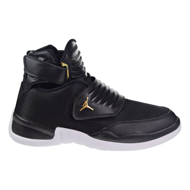 630fa25480ae Air Jordan Generation 23 Men s Size 10.5 Black White   Metallic Gold ...
