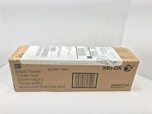 Genuine Xerox 006R01729 Black Toner Cartridge WC 5840 5845 5855 BNIB