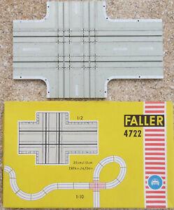 Faller-Ams-4722-Double-Crossing-Boxed-JU490
