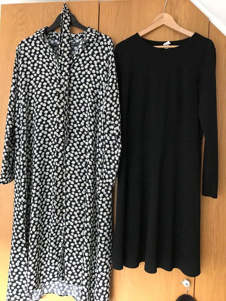Cocktailkjole, Otte forskellige kjoler, str. L
