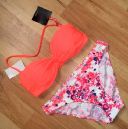 Splendido Resort Imbottito Top Bikini Taglia 12 /& 14-da molto-NUOVA CON ETICHETTA