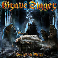 Grave Digger - Healed By Metal [vinyl New]