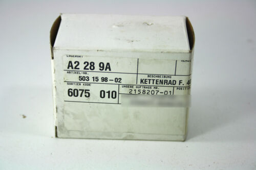 Original Husqvarna rueda dentada embrague tambor clutch drum 503159802 nos 40 45 49