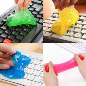 Keyboard-Gel-Cleaner-Dust-Germ-Clean-Cyber-Putty-Desk-Computer-Laptop-Phone-Car