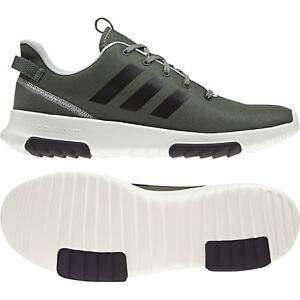 Adidas Men Shoes Neo Running Cloudfoam