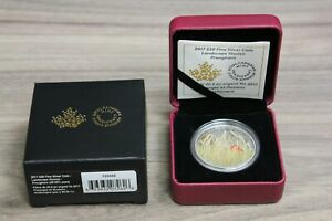2017-20-Canada-Fine-Silver-Coin-Landscape-Illusion-Pronghorn