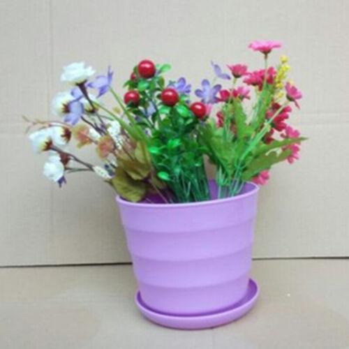 10pcs Resin Planter Small Flower Pots Home Office Decoration Ornament Balcony