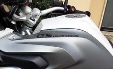 ADESIVI PRESPAZIATI STICKERS SERBATOIO BMW R 1200 GS 2013 2014 liquid cooled