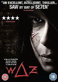1 of 1 - WaZ [DVD] BRAND NEW SEALED   FREE POSTAGE..