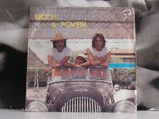 "RICCHI & POVERI - HASTA LA VISTA / ACAPULCO 45 GIRI 7"""