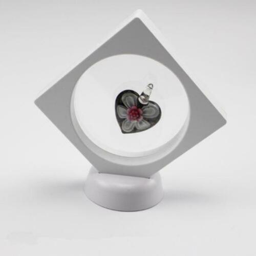 3D Flottant Display Box//cadre noir ou blanc