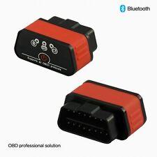 New Bluetooth ELM327 OBD2 OBD-II Car Auto Diagnostic Fault Code Scanner Tool