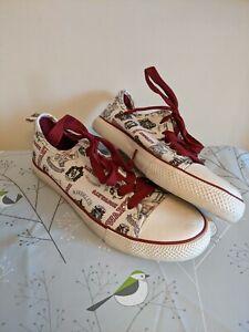 Harry Potter - canvas shoes - Size 6 | eBay