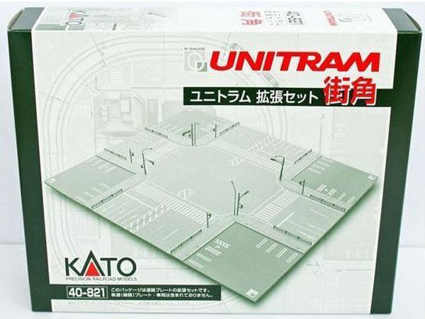 prezzi bassissimi Kato 40-821 40-821 40-821 - UNITRAM option-SET-Spur N-NUOVO  una marca di lusso