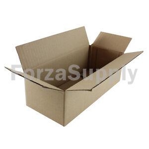 "5 9x4x3 ""EcoSwift"" Brand Cardboard Box Packing Mailing Shipping Corrugated"