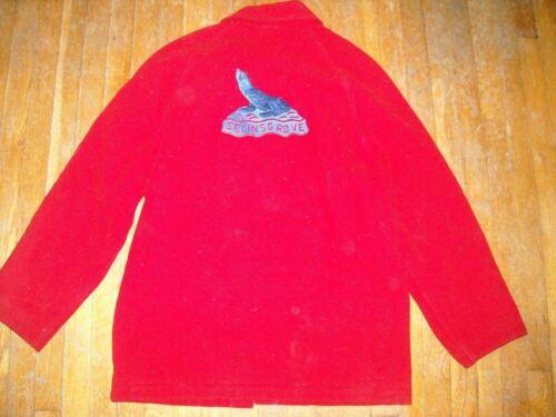 VTG 50S Mens 40 SELINSGROVE SEALS Wool School Lett