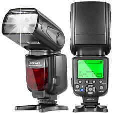 Neewer NW660III i-TTL HSS Flash Speedlite Kit for Nikon DSLR Cameras