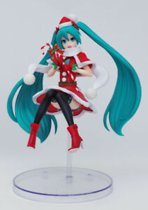 Christmas Hatsune Miku.Details About Hatsune Miku Christmas 2018 Super Premium Figure Sega Spm Prize New From Japan