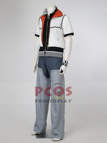 Ready to Ship~ Kingdom Hearts Roxas Cosplay Costume mp001169