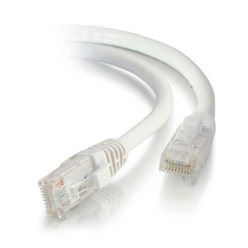 C2G Cat6 Snagless Unshielded 0.5 ft-12 ft Ethernet Network Patch Cable- UTP