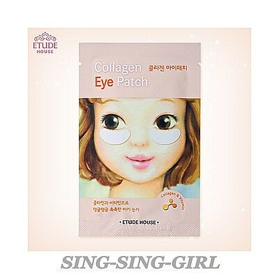 ETUDE HOUSE Collagen Eye Patch 1 pc sing-sing-girl